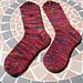 Sock Patterns for Regia 6 ply pattern