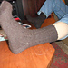Men's Cable-Stitch Socks #5720 pattern