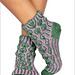 Lollipop Forest Socks pattern