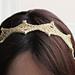 Queen of diamond headband pattern