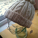 Cabled Cocoon Hat pattern