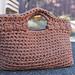 Textured Bag pattern