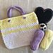 Freesia Bag pattern