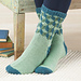 Tessellation Socks pattern
