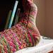 Somnambulist Socks pattern