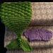 Mermaid Tail Cocoon pattern