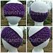 Easy Lace Headband pattern