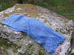 Estonian lace scarf