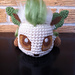 Baby Leafeon pattern