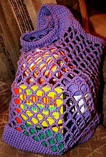 market&yarn bag