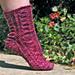 Aurelia Socks pattern