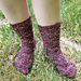 Get to the Point Socks pattern
