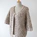 18. Rib Edge Fur Jacket pattern