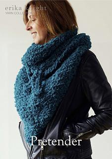 Erika Knight-Mesdames fourrure laine prétendant Knitting Pattern