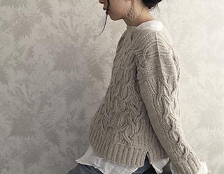 kareno / 枯野 pattern by eri shimizu