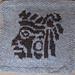Mayan Head pattern