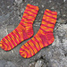 Quick & Easy Ribbed Socks pattern