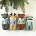 Forest Friends Dolls pattern