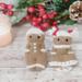 Mini Gingerbread Friends pattern