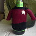 Star Trek Next Generation Beer Cozy pattern