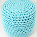 crochet stool pattern