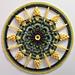 Tender Touch of Sunbeams Mandala pattern