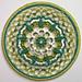 Enchanting Beauty of Awakening Mandala pattern