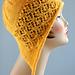 Floral Mesh Bonnet pattern