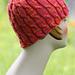 Tropical Twist Hat pattern