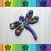 Dragonfly Applique pattern