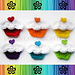 Cupcake Applique pattern