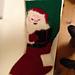 #2730 St Nick & Reindeer pattern