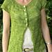 Sunny Cardigan (adult) pattern