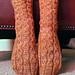 Lemon Ginger Socks pattern