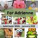 For Adrienne pattern
