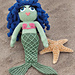 Mermaid Houseguest (Archived) pattern