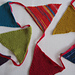 Fly the bunting pattern