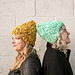 Neighborhood Holiday Hat pattern