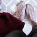 Apart Together Socks pattern