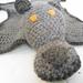 Bear Rug - Bärenteppich pattern