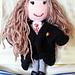 Hermione Granger Doll pattern