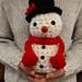 Snowman pattern