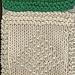 Christmas Tree Mug Rug pattern
