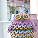 Toy Feathered Owl pattern