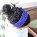 Slip Slip Headband pattern