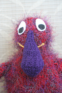 Customizable Monster - Worsted Size