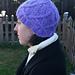 Oak Bark Cabled Hat pattern