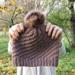 Bonnet Twister Hat pattern
