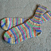 Toasty Toes Sock Class pattern