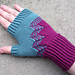 Deco Mitts pattern